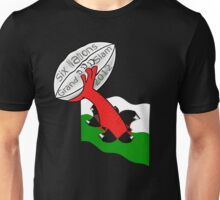 welsh grand slam six nation 2012 Unisex T-Shirt