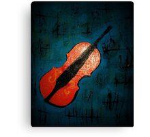 Viola by Michael DeJesus Canvas Print
