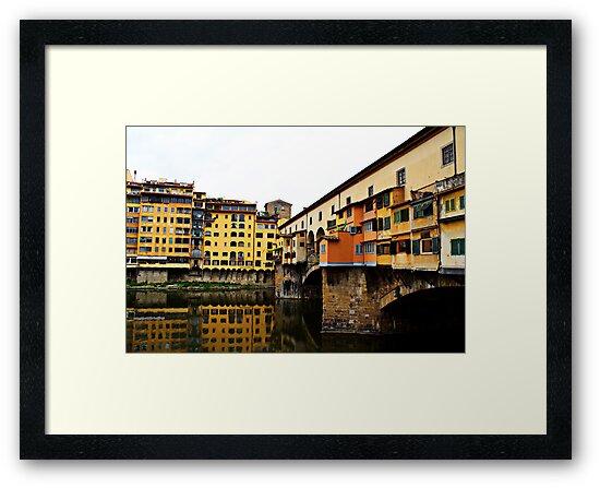 Ponte Vecchio by Jewel Pfaffroth