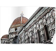 The Duomo Dome Poster