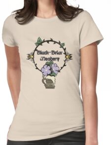 Black-Briar Meadery Womens Fitted T-Shirt