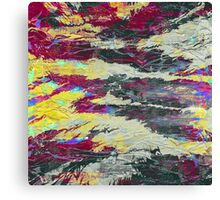 abstract abnormality 3 Canvas Print