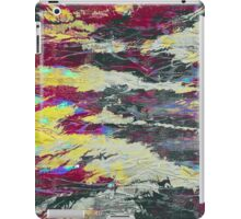 abstract abnormality 3 iPad Case/Skin