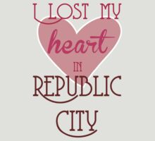 I Lost my heart in Republic City by weinerdawg