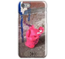 Knubbelding - Lutz iPhone Case/Skin