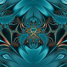 Fractal Art 12 by Sandy Keeton