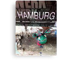 Knubbelding - Rolf Canvas Print