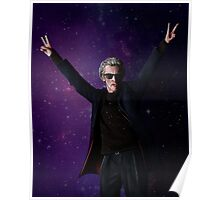 Doctor Disco (12th Doctor) Poster