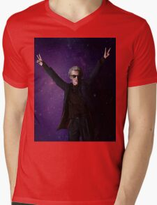 Doctor Disco (12th Doctor) Mens V-Neck T-Shirt