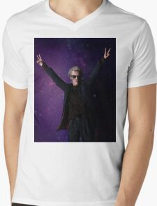 Doctor Disco (12th Doctor) Mens V-Neck T-Shirt