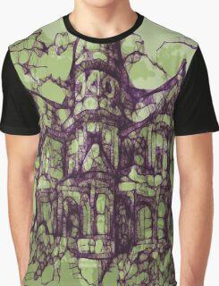 Hotel California - Haunted House Graphic T-Shirt