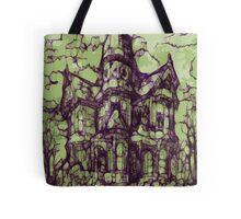 Hotel California - Haunted House Tote Bag