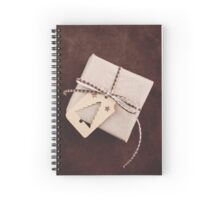 Christmas gift Spiral Notebook
