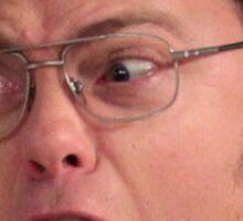 The Office - Dwight Screaming Sticker