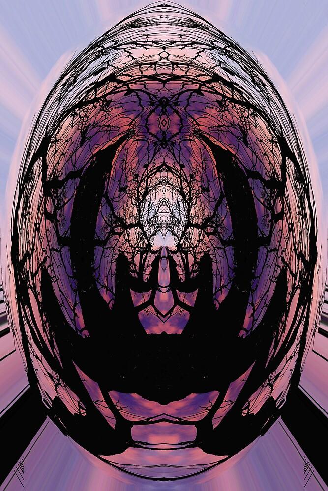 Cosmic Egg by Sol Lucas