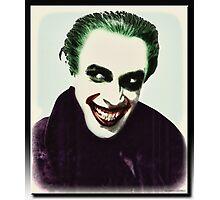 The Joker Photographic Print