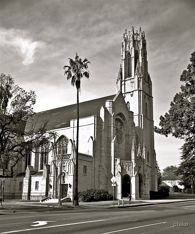 Lake Street Church, Pasadena, Ca. by philw