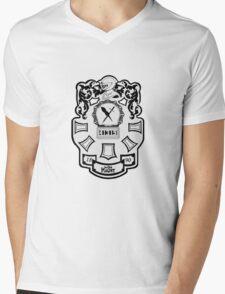 The Old Haunt v3 Mens V-Neck T-Shirt