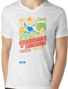 Guardians of Sunshine Mens V-Neck T-Shirt