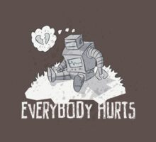 Everybody Hurts by cupacu