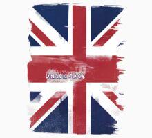 Union Jack Flag Kids Tee