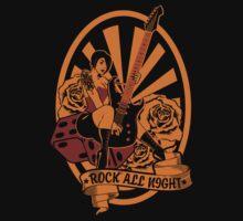 Rock all Night by Divya Suvarna
