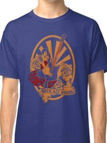 Rock all Night Classic T-Shirt