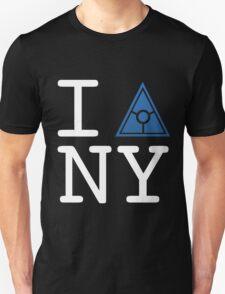Illuminati Tshirt from Secret World Black T-Shirt