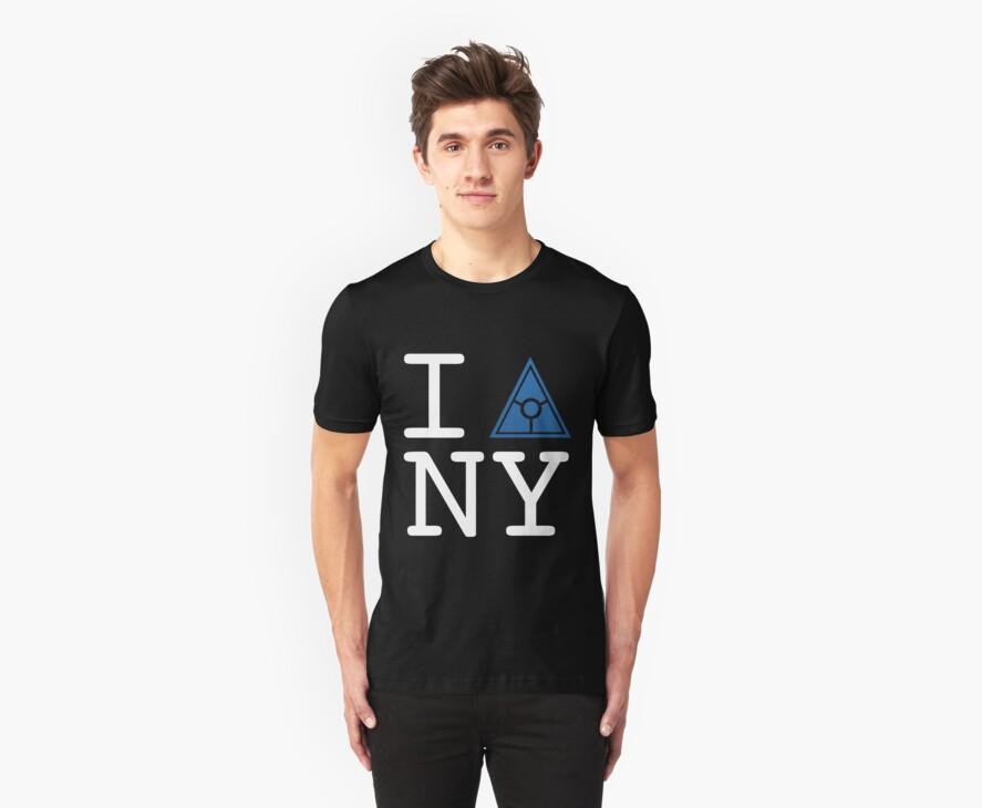 Illuminati Tshirt from Secret World Black by PickleWarrior