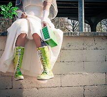 crazy bride by Katy  Erdbeermond