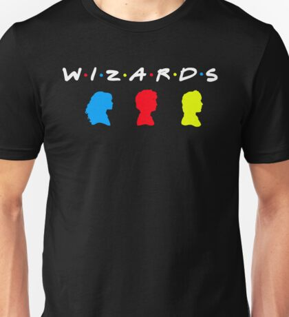 W.I.Z.A.R.D.S Unisex T-Shirt