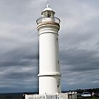 Kiama Lighthouse by William Goschnick