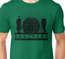 Brothers (hollow version) Unisex T-Shirt