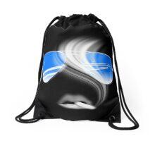 keep on flying Drawstring Bag