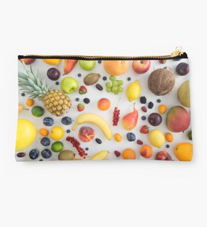 Collection of summer fruits Studio Pouch