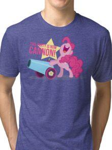 Party Canon Tri-blend T-Shirt