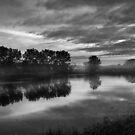 Toluca lake by PickleWarrior