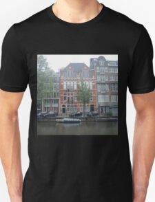 Picturesque Netherlands Cottage Unisex T-Shirt