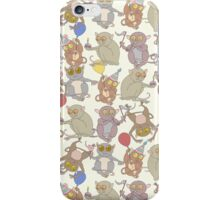 Party Tarsiers iPhone Case/Skin