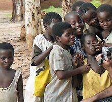 African Children by Whitty