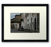 Colonia  Framed Print