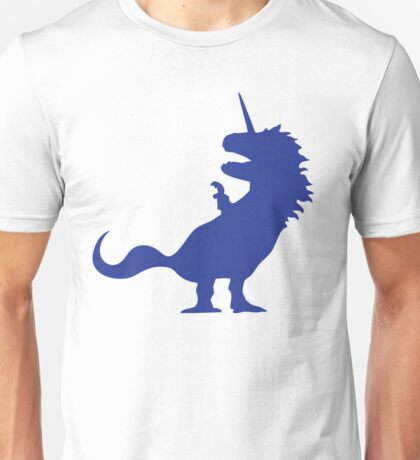 Unicorn T-Rex Unisex T-Shirt