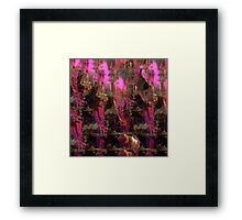 abstract abnormality 3 Framed Print