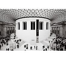 British Museum Photographic Print