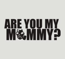 Are You My Mummy? (black) by Simon Mason
