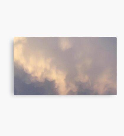May 5 2012 Storm  Canvas Print