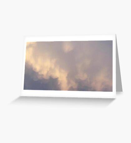 May 5 2012 Storm  Greeting Card