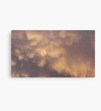 May 5 2012 Storm 3 Canvas Print