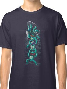 Turtles Night Out Classic T-Shirt