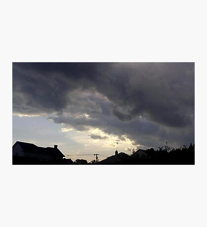 May 5 2012 Storm 39 Photographic Print